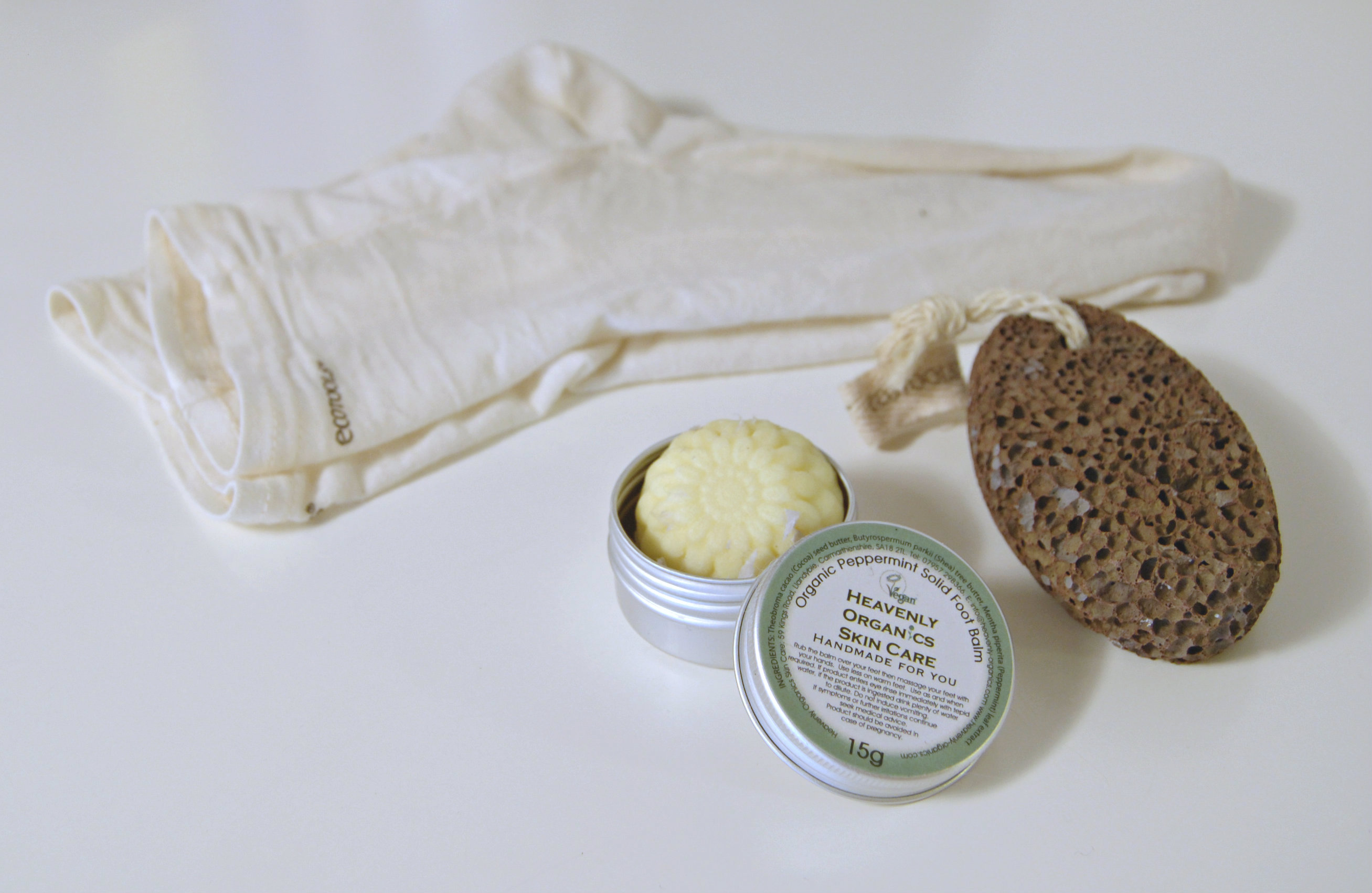 how to use a pumice stone on your feet